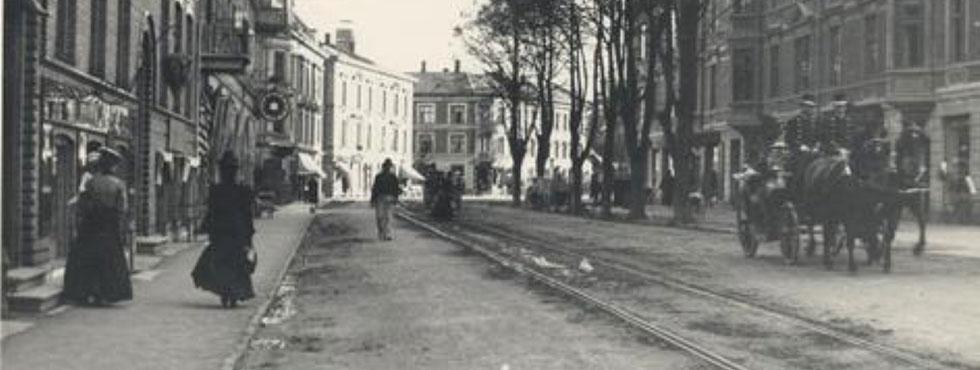 History of Hellerup