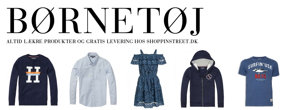 Børnetøj - ShoppinStreet.dk - Aalbor