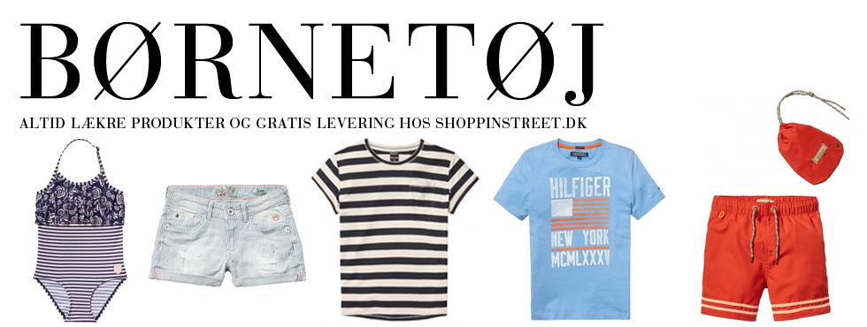 Børnetøj - ShoppinStreet.dk - Indre By shopping