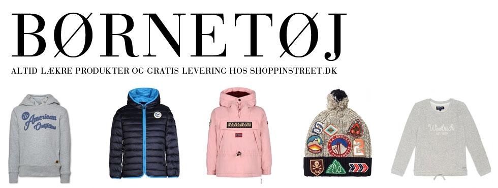 Børnetøj - tøj og sko Hillerød Butikker shopping street- shoppinstreet.dk - ShoppinStreet.dk
