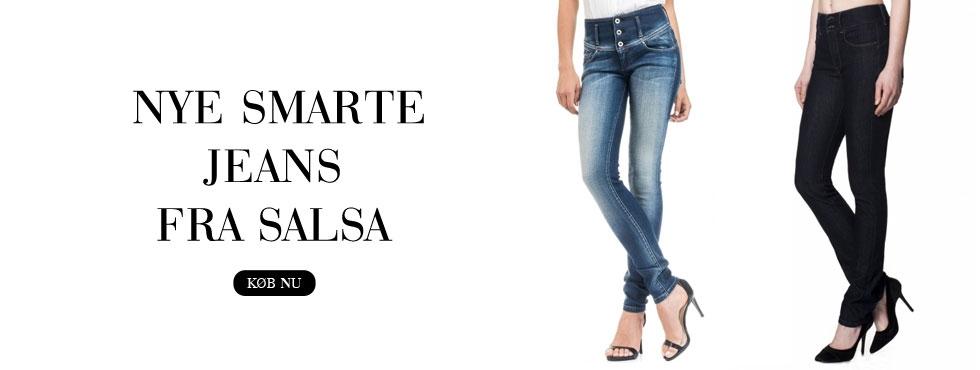 Butikker i Hellerup - Shopping Street - Salsa Jeans