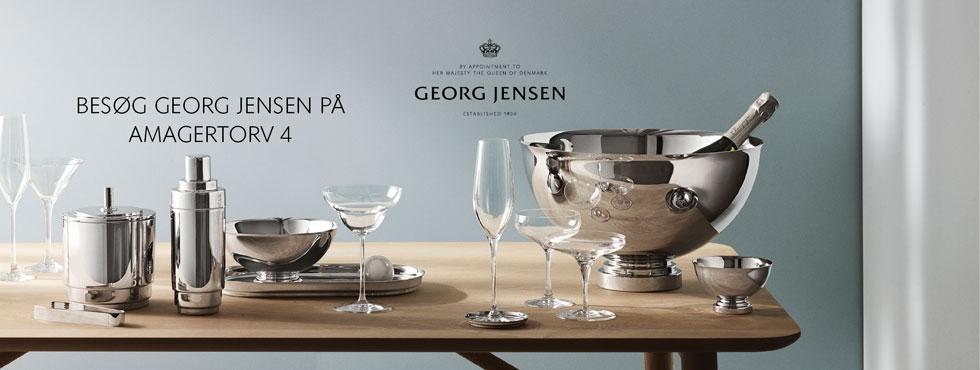 Georg Jensen Strøget København