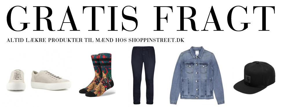 Herre modetøj tilbud- ShoppinStreet.dk - Istedgade shopping