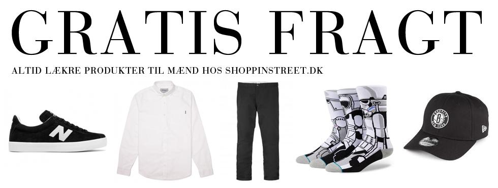 Herre modetøj tilbud- ShoppinStreet.dk - Lyngby Hovedgade shopping