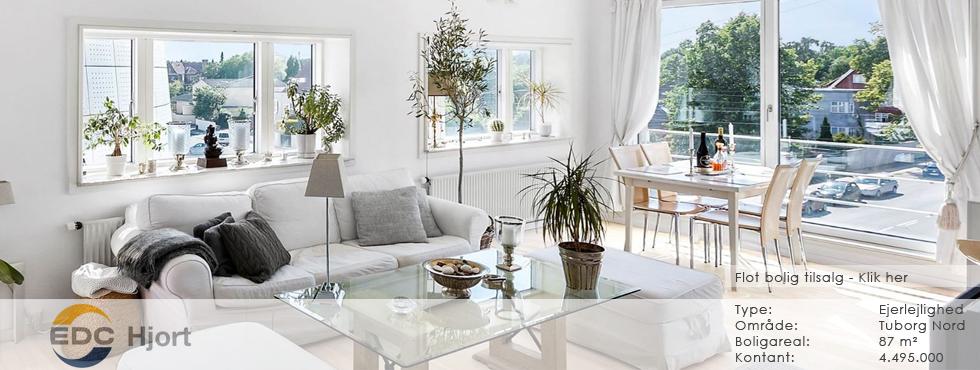 Lejlighed i Hellerup til salg