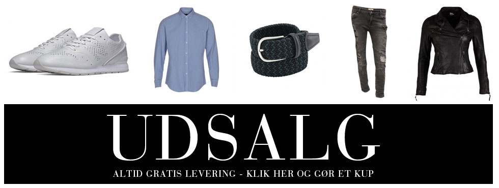 Modetøj udsalg- ShoppinStreet.dk - Hellerup Strandvej