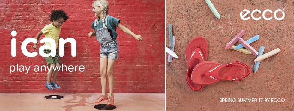 Strøget børnesko - Sko københavn - skobutikker købenahvn - ECCO
