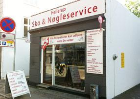 Hellerup Sko & Nøgleservice