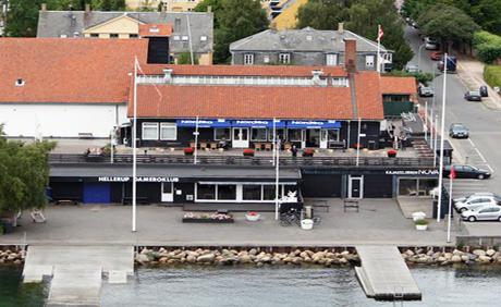 Restaurant Hellerup Sejlklub åbningstider Strandparksvej 36