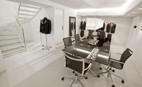 Bach Company MTM Lounge