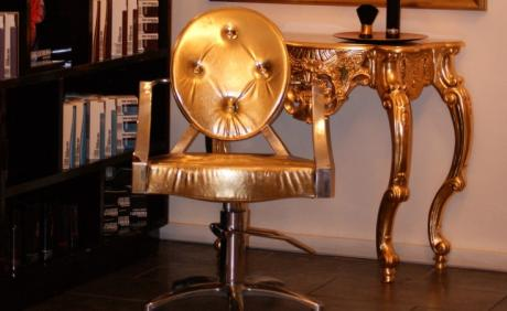 Beauty Salon Gold Pantera