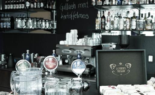 Cafe Rotunden